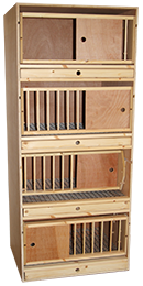 Deluxe German Nest Boxes